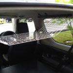 【DIY】天井スペースの活用 ルーフインナーラック