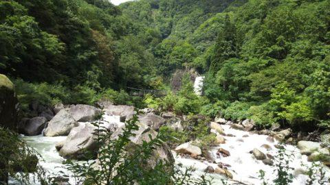 妙高高原 苗名滝