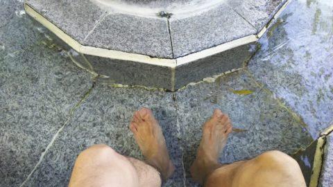 山中温泉 笠の露