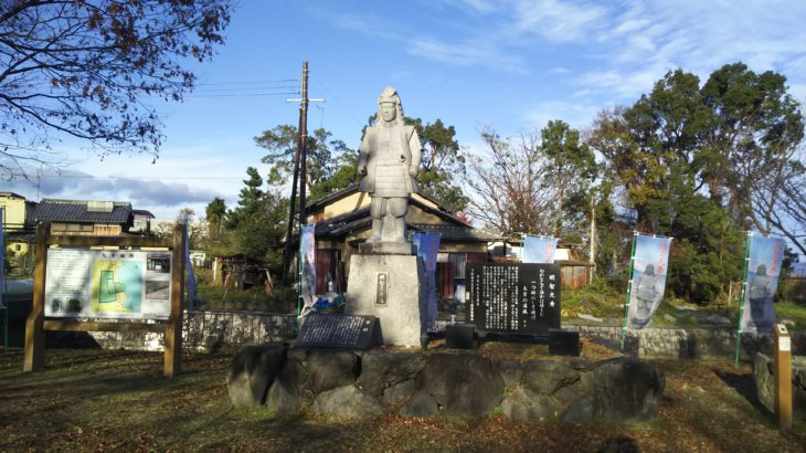 NHK大河ドラマ『麒麟がくる』明智光秀のゆかりの地をめぐる「スマホdeスタンプラリー」