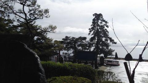 白鬚神社社