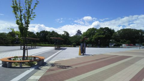 長浜市民庭球場