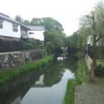「BIWA-TEKU(ビワテク)」で「近江八幡市 近江八幡まちあるきコース」を歩いてみた
