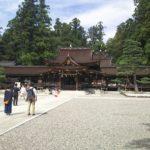 「BIWA-TEKU(ビワテク)」で「多賀町 飯盛木散策コース」を歩いてみた