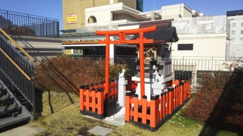 金刀比羅神社(えきまちテラス長浜4F)