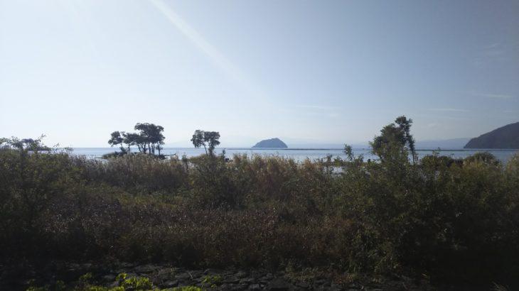 「BIWA-TEKU(ビワテク)」で「長浜市 湖北 水鳥の楽園コース」を歩いてみた