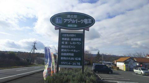 道の駅 アグリパーク竜王