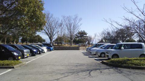 奥びわスポーツの森 駐車場