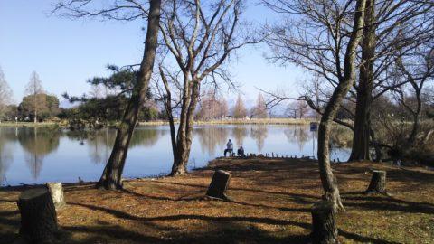 奥びわスポーツの森 しずかの湖