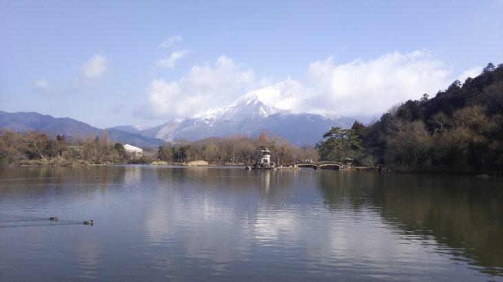 「BIWA-TEKU(ビワテク)」で「米原市 グリーンパーク山東、三島池散策コース」を歩いてみた