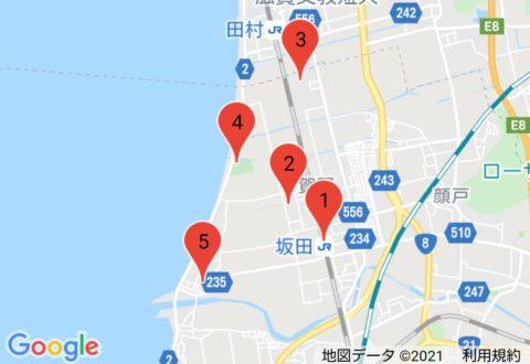 「BIWA-TEKU(ビワテク)」米原市 近江母の郷ウォーキングコース