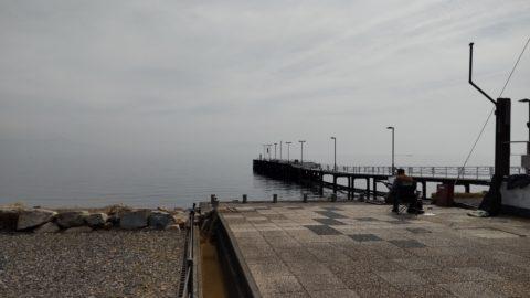 琵琶湖周航歌碑