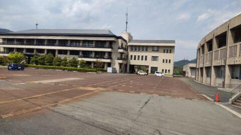 西浅井運動広場体育館