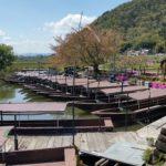 「BIWA-TEKU(ビワテク)」で「近江八幡市 西の湖コース」を歩いてみた