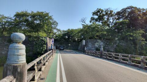彦根城京橋口