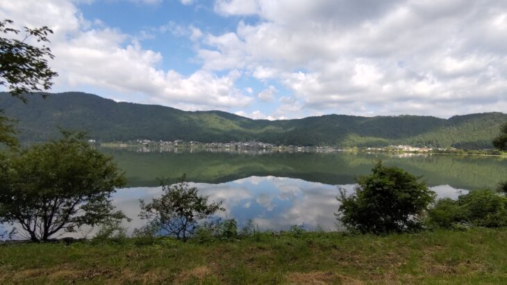 「BIWA-TEKU(ビワテク)」で「滋賀県内 余呉湖ダムウォーキング」を歩いてみた