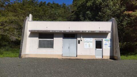 余呉湖ダム深層曝気装置送風機械室