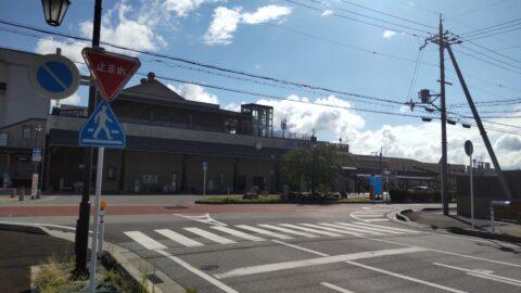 JR長浜駅