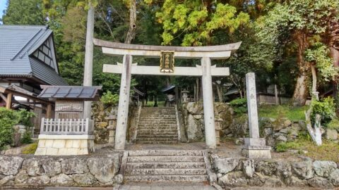 丹生神社(下丹生)